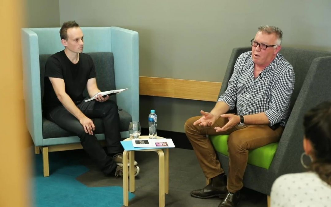 Watch: A conversation with Barry Iddles, Owner 360Q Queensliff.